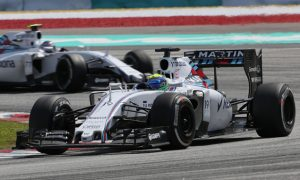 Williams brings upgrades for China