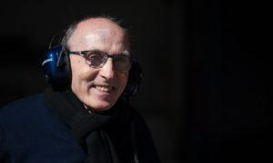 Retirement not on Frank Williams' agenda