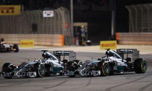 Hamilton wants repeat Rosberg battle