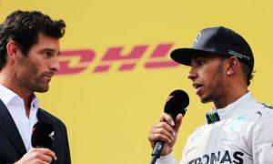 Make F1 more physical - Webber