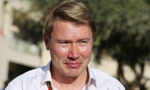 Häkkinen indecisive about Räikkonen