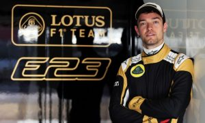 Palmer gears up for F1 debut