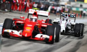 Bottas expects Williams to be closer to 'special' Ferrari