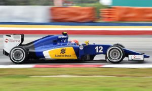 Nasr expects Sauber to be strong in China