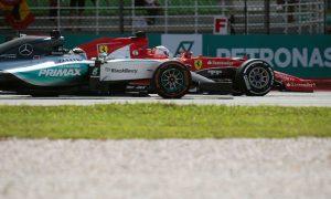 Ferrari threat giving Mercedes tough decisions