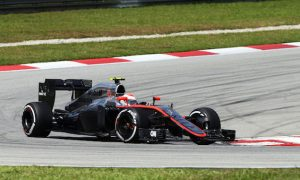 Temperatures in China could hurt McLaren