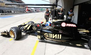 Spin only error on Palmer debut