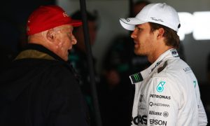 Lauda happy to let 'egocentric bastards' race