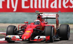 Raikkonen surprised by 's**t lap'