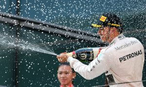 Hamilton shrugs off grid girl criticism