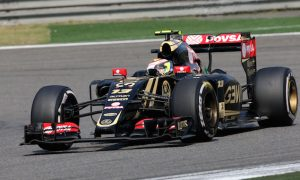 Maldonado calm over Button collision