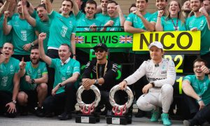 Wolff clears Hamilton of blame