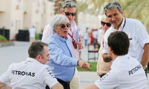 Ecclestone's warning to engine suppliers