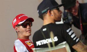 Scene at the Bahrain Grand Prix