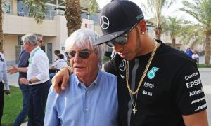 Ecclestone says Hamilton could quit F1 after 2018