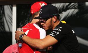 Hamilton: Vettel fight only true in the same car…