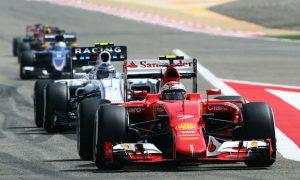 Raikkonen heads Ferrari one-two in FP1
