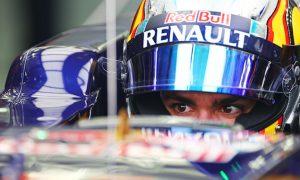 Brake issues hamper Toro Rosso pair