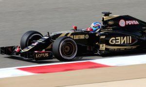 Palmer encouraged by FP1 progress