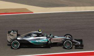 Ferrari shows 'serious pace' - Rosberg