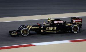 Maldonado banking on Lotus tyre advantage