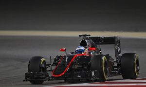 'Definitely a step forward' for McLaren - Alonso