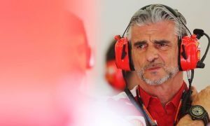 Arrivabene using contract to motivate Raikkonen