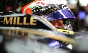 Controlled aggression key to Grosjean form