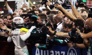 Wolff: 'Exceptional' Hamilton crucial to Ferrari fight