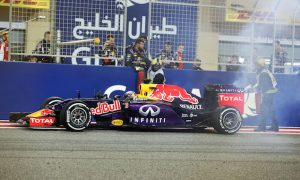 Horner impressed by Ricciardo patience