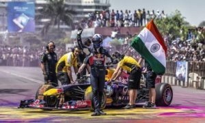 Coulthard apologises for gaffe in India