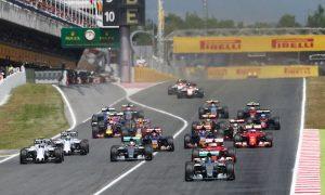 FIA announces revised 2016 F1 calendar
