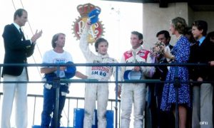 Jarama 1981 - Villeneuve's finest win