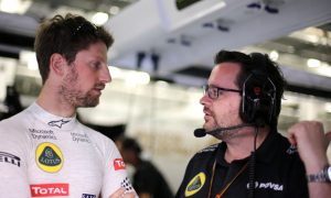 Grosjean hungry for 'more at every race'