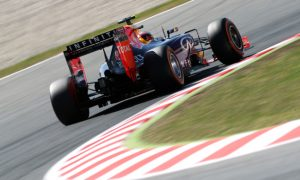 Kvyat vows to extract more from Barcelona upgrades