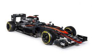 McLaren reveals revised MP4-30 livery