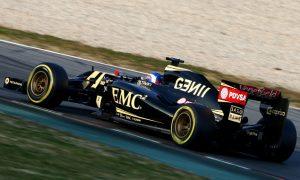 Palmer set for more Lotus outings