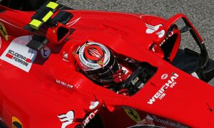 Raikkonen analysing qualifying ahead of Canada