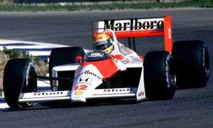 VIDEO: Alonso drives Senna's 1988 McLaren MP4/4