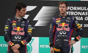 Webber opens up on Vettel relationship