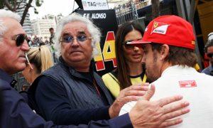 Alonso future bright at McLaren insists Briatore