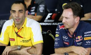 Red Bull 'not our works team', says Renault