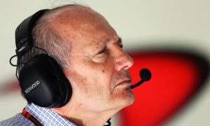 Dennis 'excited and optimistic' about McLaren future