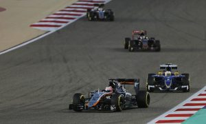 Mallya challenges Force India to stay in touch with rivals