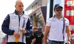 Williams drivers 'at home' in Principality
