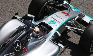 Hamilton struggling to find set-up