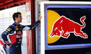 Ricciardo: Red Bull stood still