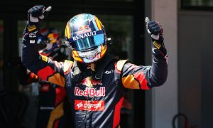 P5 'like a pole position' for Sainz at home race