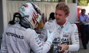Wolff: Rosberg win shows drivers on a 'level playing field'