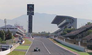 Rosberg tops opening morning of Barcelona test